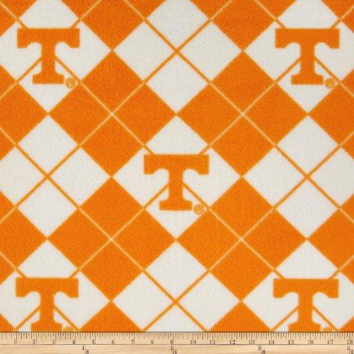 University Tennessee Fabric - 1