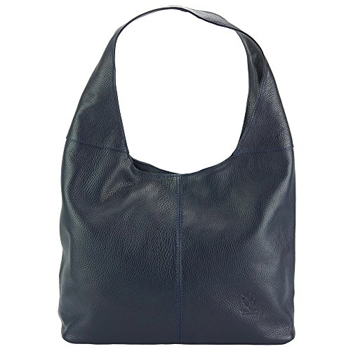 And Ca Shoulder Bags Dark Body 0834 ssa Bag friendly Blue Lightweight Leather Hobo gaZqZd