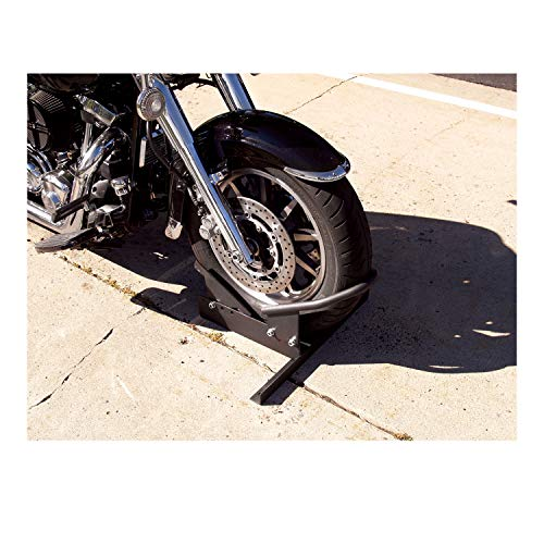 Extreme Max 5001.5010 Standard Motorcycle Wheel Chock by Extreme Max (Image #4)