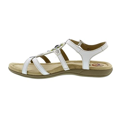 67ccd092b24b3 Earth Sprit Lady Sandal Cape Coral White - 9  Amazon.co.uk  Shoes   Bags
