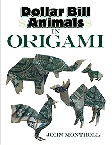 Money Origami ELEPHANT Real One Dollar Bill White Background Stock ...   499x386