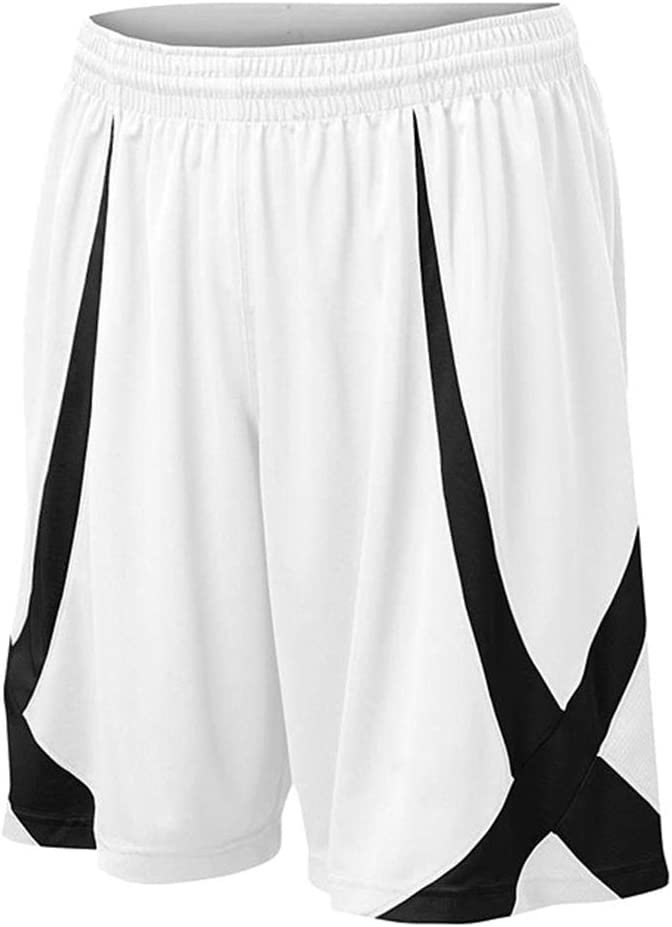 #4 TOPTIE Men's Basketball Shorts