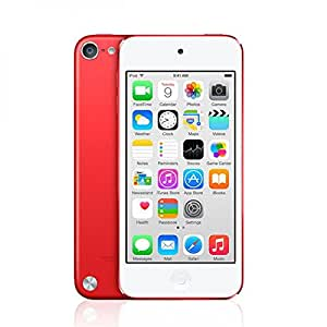 Apple iPod Touch (5th Generation), 32GB, Red