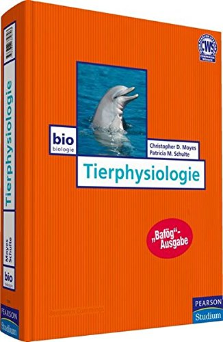 Tierphysiologie - Bafög-Ausgabe (Pearson Studium - Biologie)