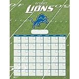 Turner Perfect Timing Detroit Lions Jumbo Dry Erase Sports Calendar (8921007)