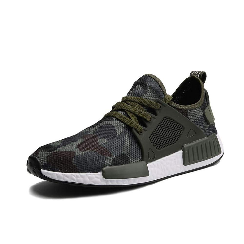 WYX Men es Comfort schuhe Mesh Spring Turnschuhe Breathable Fashion Trainers Athletic Sports Running schuhe Walking Jogging Gym,A,43