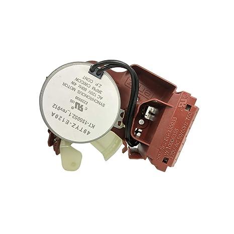 Amazon.com: MAYITOP W10006355 - Actuador para lavadora ...
