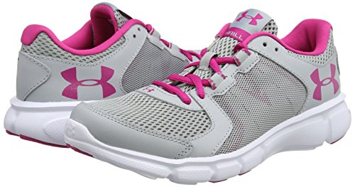 942 Armour overcast Under Gray Chaussures De Running 2 Bleu Thrill Compétition Femme Pxxawd