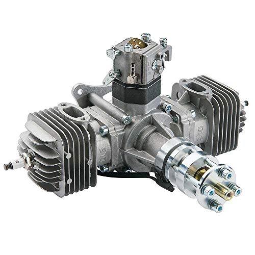 DLE-60 Gasoline Twin Engine for 2.6M UAV Platform ()