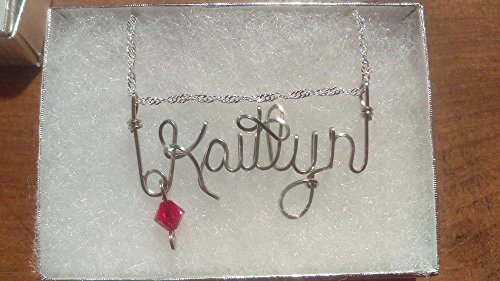 Name necklace, Personalized name, KAITLYN or ANY