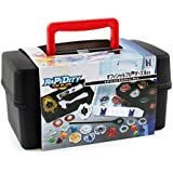 Beyblade Case,Beylocker Case, Toy Storage Carrying Box,Accessories For Kids by beylade Brust