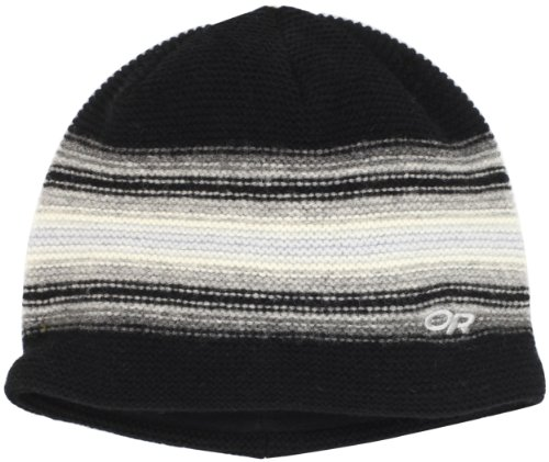 Outdoor Research Spitsbergen Hat, Black/Charcoal, ()