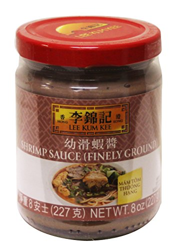 Fine Shrimp Sauce - Lee Kum Kee, Sauce Shrimp, 8 Ounce