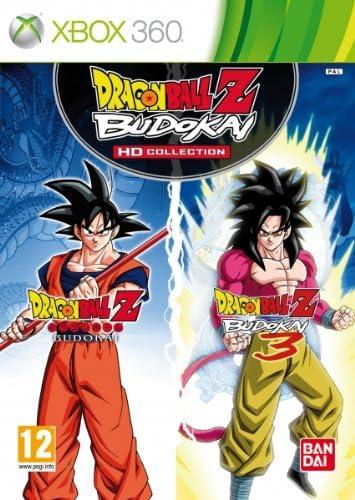 Dragon Ball Z Budokai - HD Collection [Importación italiana ...