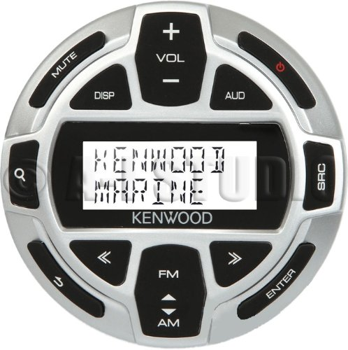 NEW Kenwood KCA-RC55MR Wired Marine Boat Remote to KMR-700U KMR-550U KMR-700U by Kenwood