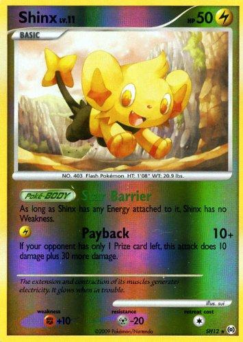 Pokemon - Shinx (SH12) - Arceus - Holofoil B002VXN8GC Einzelkarten Genialität   Umweltfreundlich