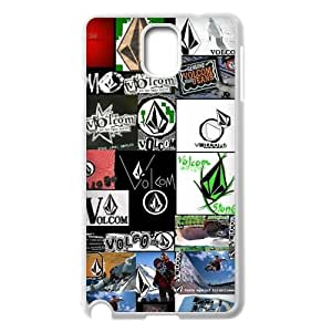 Classic Case Volcom pattern design For Samsung Galaxy Note 3 N9000 Phone Case