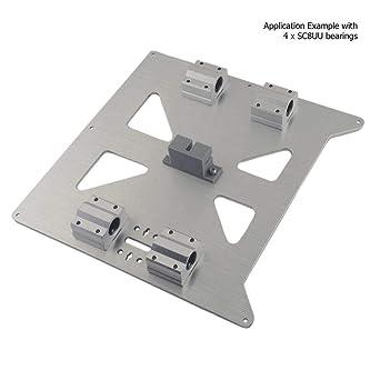 AiCheaX - Kit de soporte para plataforma RepRap Prusa i3 con ...