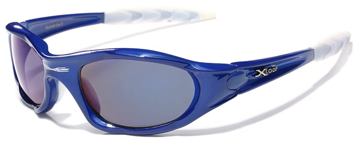 X LOOP Wrap Around Mens Sport Cycling Baseball Running Sunglasses