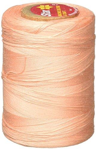 Star Thread V37-161 3-Ply 30wt T-35 Cotton Quilting & Craft Thread, 1200 yd, Peach (Thread Yli Quilting)