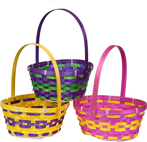 [Gift Boutique Easter Basket, Set of 4] (Toddler Fried Egg Costume)
