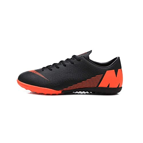 6136adfff V-Hao Outdoor Soccer Shoes Men Professional Football Boots with Cleats for Youth  Boys Turf Trainers  Amazon.ca  Shoes   Handbags