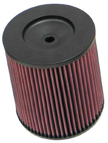 K&N RC-4900 Universal Clamp-On Air Filter: Round Tapered; 4.125 in (105 mm) Flange ID; 7.875 in (200 mm) Height; 7.375 in (187 mm) Base; 6.625 in (168 mm) Top by K&N