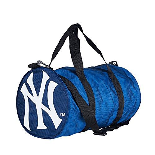 New York Yankees Duffle Navy Product Image