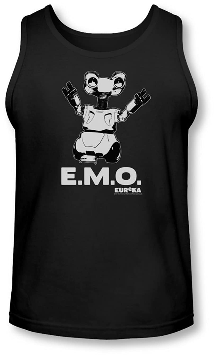 Eureka - Mens Emo Tank-Top