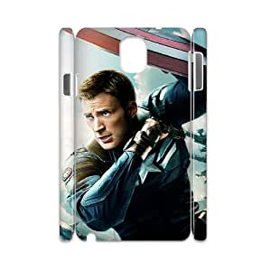 WJHSSB Diy case Captain America customized Hard Plastic case For samsung galaxy note 3 N9000