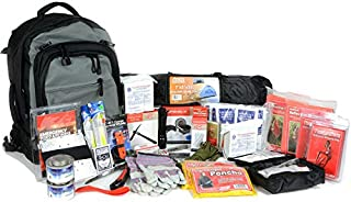 product image for Premium 2 Person Bug Out Bag - Emergency Supplies Bugout Kit - Food, Shelter, Survival Tools & Gear Pack