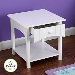 KidKraft Nantucket Toddler Bedside Table
