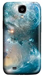 Nebula clouds Polycarbonate Hard Case Cover for Samsung Galaxy S4/Samsung Galaxy I9500 3D