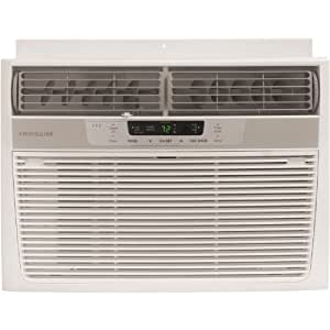 Frigidaire FRA256SV2 25,000 BTU Window-Mounted Heavy-Duty Air Conditioner with Temperature Sensing Remote (230 volts)