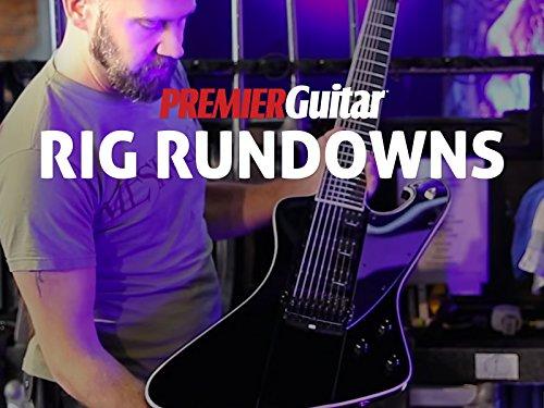 Premier Guitar Rig Rundown: Meshuggah's Fredrik Thordendal, for sale  Delivered anywhere in USA