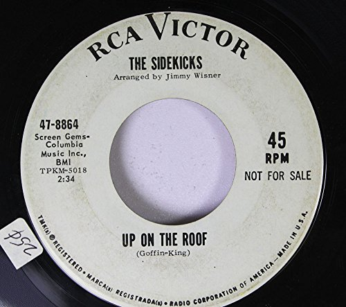 The Sidekicks 45 RPM Up on the Roof / Suspicions