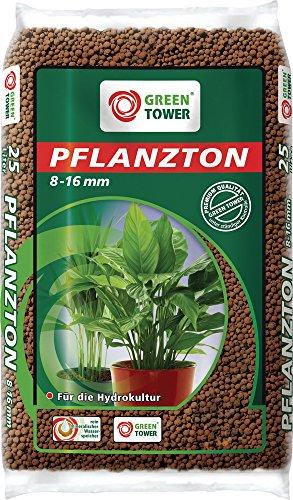GREEN TOWER Pflanzton 3L