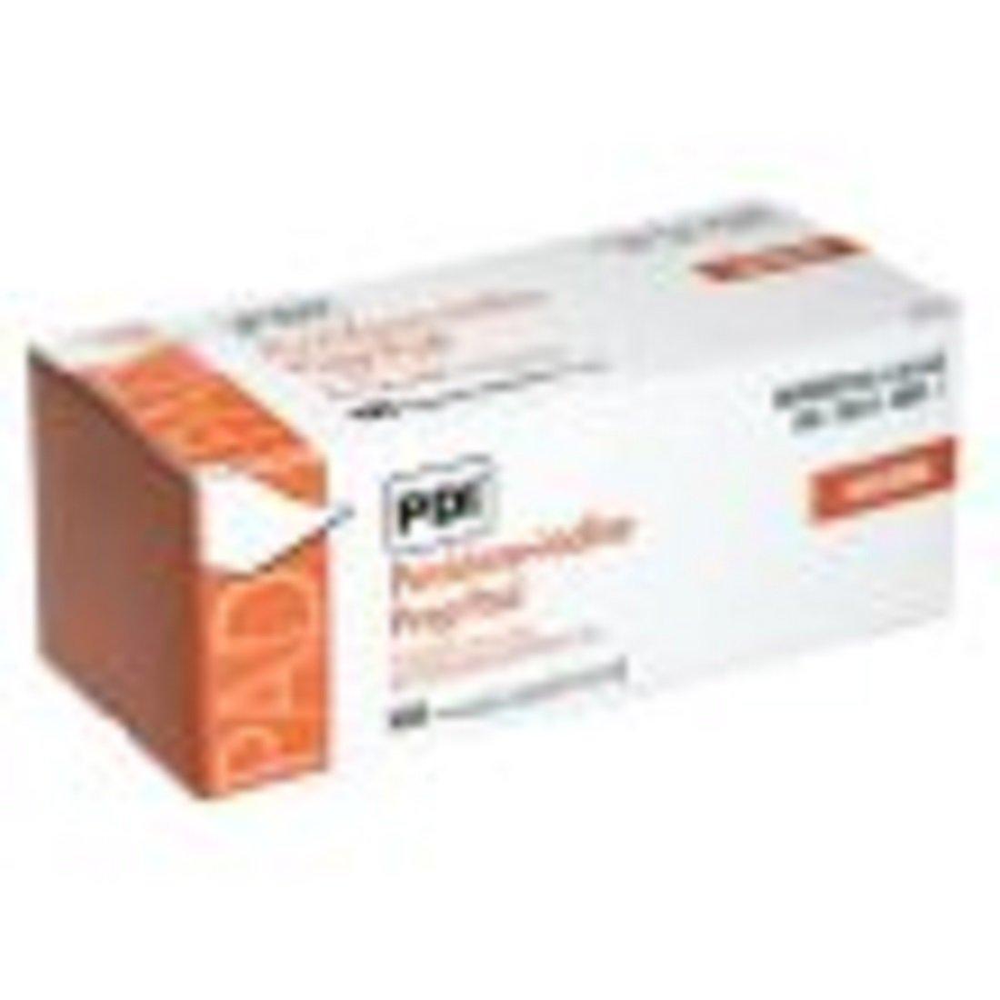 PDI B40600 PVP Iodine Prep Pad, Medium, 100 per Box