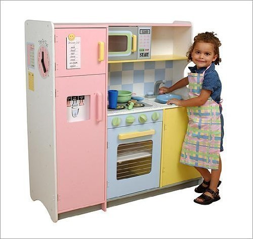 Large Kitchen (Discontinued by manufacturer) (Kidkraft Junior Chef compare prices)