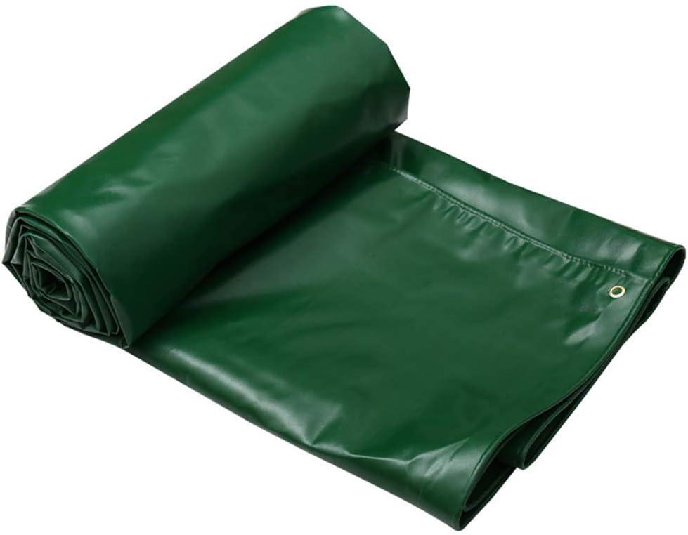 厚さ0.7mmの防水シート、670g / m2、屋外用不凍液絶縁防水シート、両面防水、防錆および涙防止用防水シート  6*5m