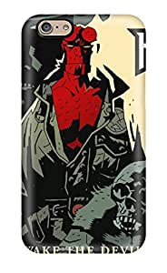 Kara Zahradnik's Shop Lovers Gifts 9872901K31008821 For Hellboy Poster Comics Anime Comics Protective Case Cover Skin/iphone 6 Case Cover