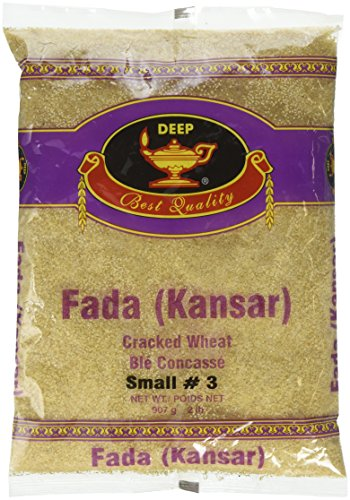 Cracked Wheat (Kansar) 2 lb