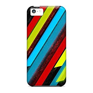 Evanhappy42 Snap On Hard Cases Covers Stripes Space Abstract Protector For Iphone 5c