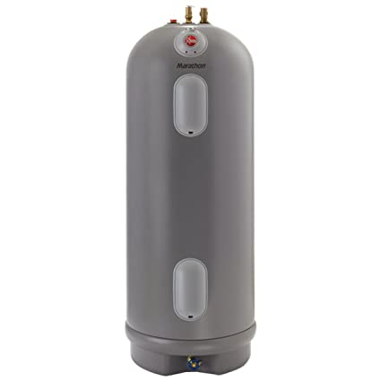 Rheem Mr50245 Marathon Tall Electric Water Heater 50 Gallon
