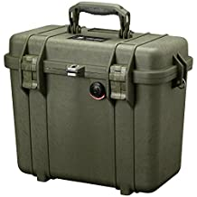 Pelican - 1430 Top Loader Case, Od Green, With Foam