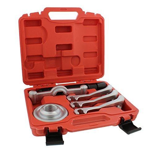 ABN | Universal Wheel Hub Removal Tool, Hub Puller Tool Wheel Bearing Puller Set Bearing Removal Tool Brake Drum Puller (Wheel Hub Remover)