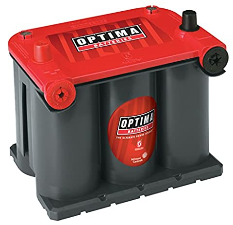 Optima Batteries 8022-091 75/25 RedTop Starting Battery - 1956 Chevy Corvette