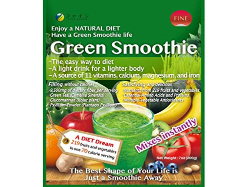 Amazon Fine Usa Green Smoothie 7 Ounce Health Personal Care