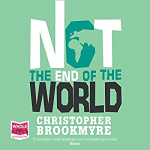 Not the End of the World Audiobook