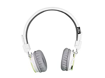 Vieta VHP-BF180WH - Auricular de diadema con Bluetooth, color blanco: Amazon.es: Electrónica